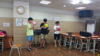 2015여름캠프_조별모임 및 레크레이션_015